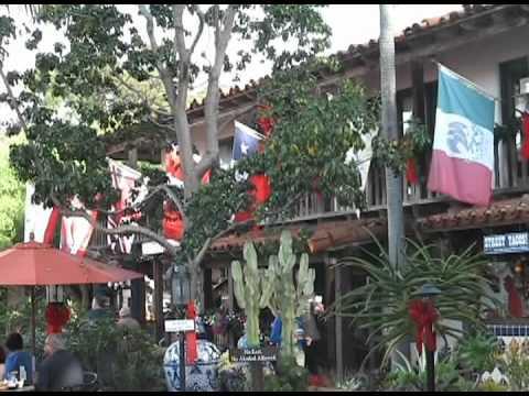 Old Town in San Diego. California. II