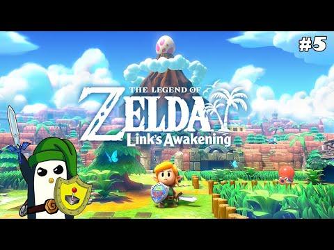 Ghostly Waterfall Seashells Zelda Link S Awakening Blind Playthrough