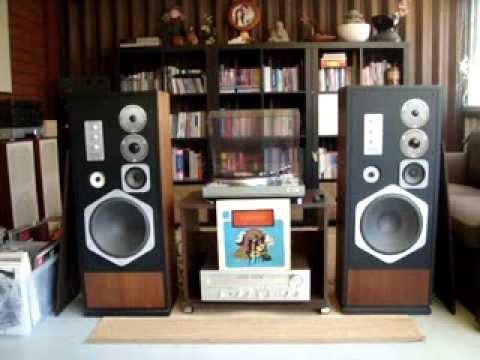 Marantz Hd880 Speakers Classic Vintage Akai Stereo
