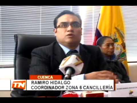 Cancillería localiza restos de migrante desaparecido en el 2009
