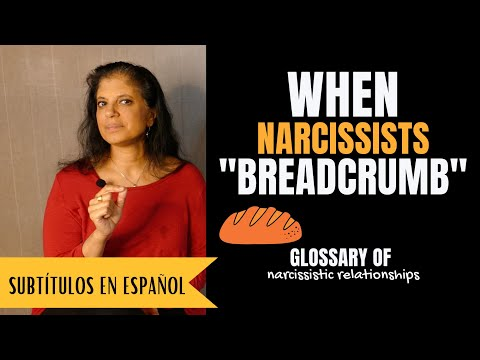 """What Is """"breadcrumbing""""? (Glossary Of Narcissistic Relationships)"""