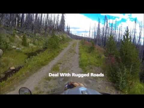 MOVIE - Destination Nuxalk Nation: A Solo Adventure To Bella Coola on a BMW