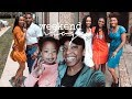 GIRLS TRIP TO NEW ORLEANS, MILLENNIUM TOUR & EASTER WEEKEND WITH FAMILY!   WEEKEND VLOG