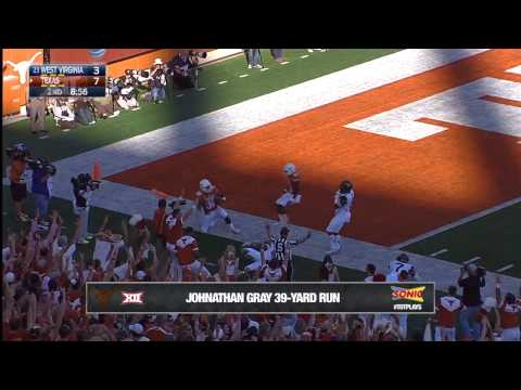 Big 12 #TotPlays Week Eleven Nominee: Texas