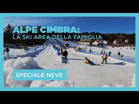 Val Di Fassa Sulla Neve Con Le Dolomiti Nel Cuore Youtube