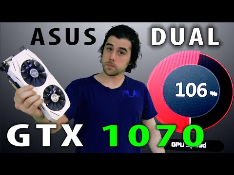 ASUS DUAL GTX 1070 OC Review, Benchmarks, Testing