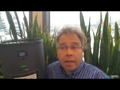 Medical Grade Air Sterilizer at Cool Dental