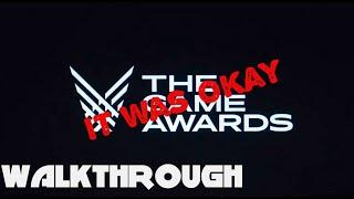 Post Game Awards Show & Gamers Choice Awards | Walkthrough