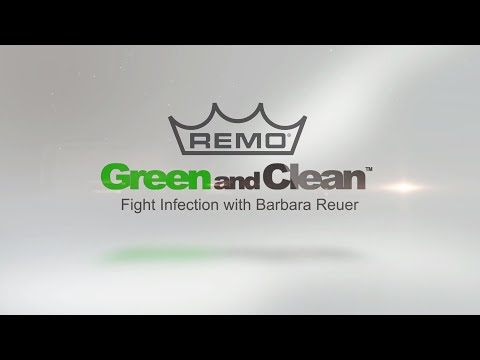 Remo: Green and Clean: Fight Infection with Barbara Reuer