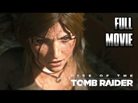 RISE OF THE TOMB RAIDER · FULL MOVIE [HD] (2015) Gameplay Walkthrough