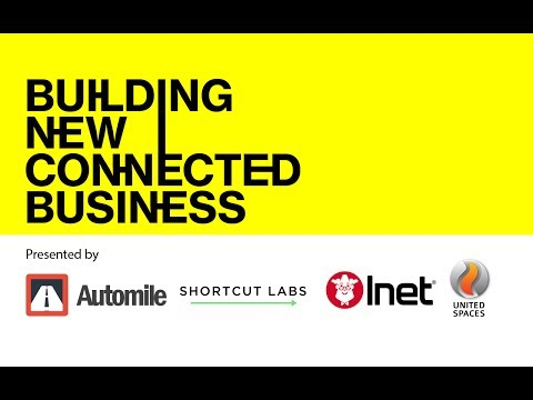 IoT Stockholm: Building new connected business -- Jens Nylander, Automile