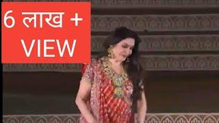 भजन अधरम मधुरम पर नीता अंबानी की प्रस्तुति । neeta ambani performance on adhram madhuram madhurastkm