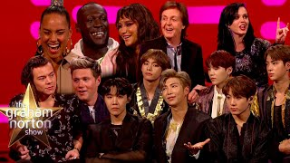 The Best of Music Stars on The Graham Norton Show | Part Three