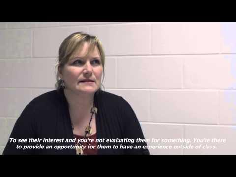 Advice to Teachers and Club Advisors Clip 3