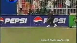 Shoaib Akhtar at his Best