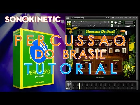 Percussao Do Brasil Tutorial