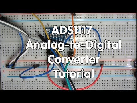 Convertidor Analgico Digital CAD - ADC - Electrnica