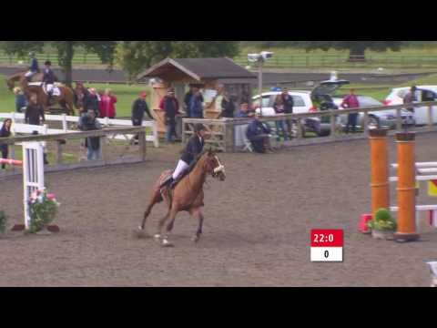 Showjumping - Laura Renwick's and Bintang II