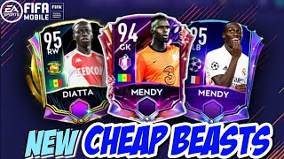 ❗UPDATED❗ INSANE NEW CHEAP BEASTS ACROSS ALL POSITIONS (ST, LW, RW, CAM, CM, CB, GK) FIFA MOBILE 21!