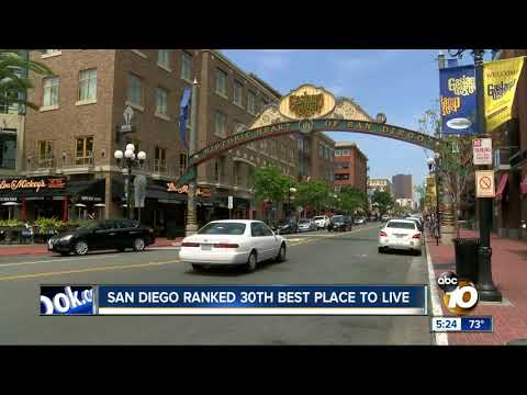 Best places to live san diego county