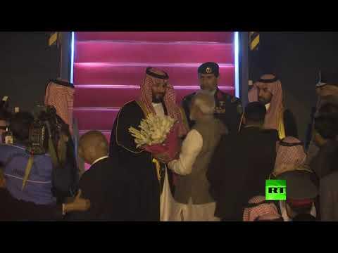 شاهد: الهند تستقبل محمد بن سلمان بطريقة خاصة  - نشر قبل 59 دقيقة