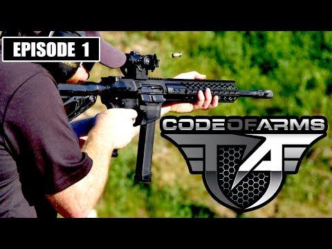 CODE OF ARMS - Season 01 Episode 01  S01 EP01