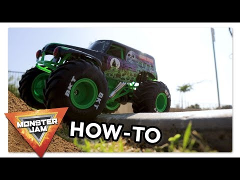 Monster Jam | PT  1 Getting Started with your all-new