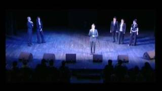 Moscow Vocal Group A Cappella ExpreSSS Concert In International Music House 2009