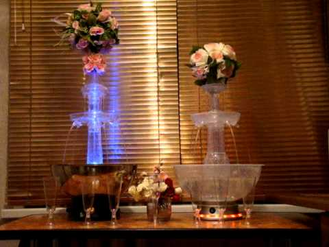 Пати-фонтан — фонтан для напитков - YouTube