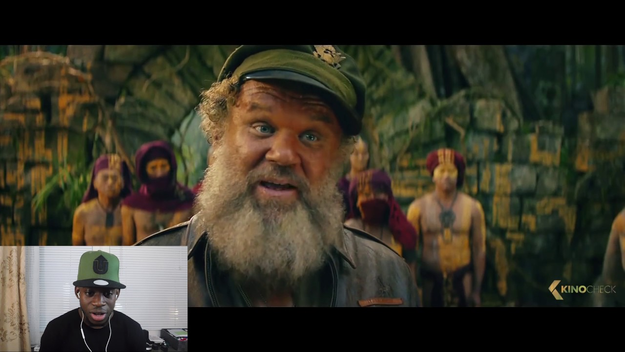 KONG: Skull Island Trailer | *REACTION*