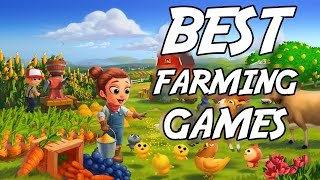 Best Free Farming Simulator Games for Android - iOS