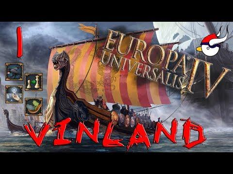 VINLAND - Europa Universalis 4 | Gameplay ITA #1
