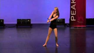 Contempory dance solo March 2011 Cassidy S, Free Flight Dance