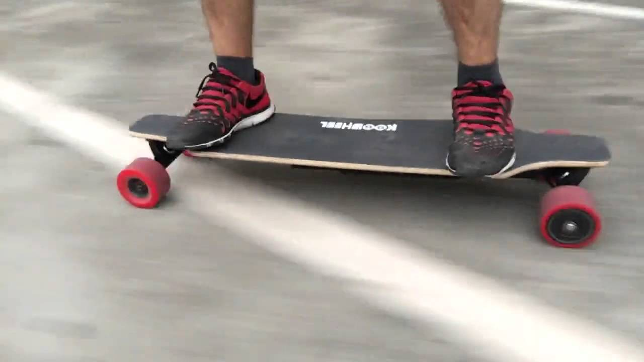 KOOWHEEL New product D3M the best Electric Skateboard you can buy  YouTube