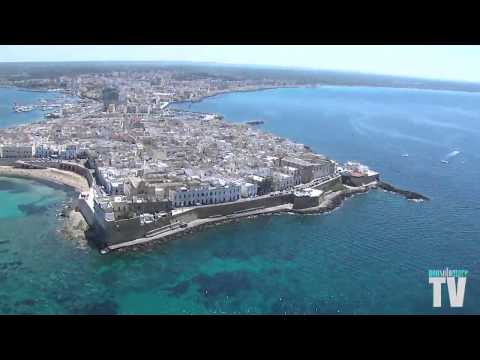 "Helicopter ""TOUR"" of Gallipoli by NonsolomareTV"