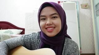 Perasaan (Acoustic Guitar Cover) - Sheryl Shazwanie