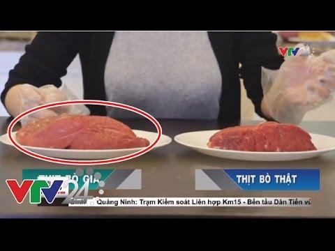 Cách Phân Biệt Thịt Bò Thật Giữa Thịt Bò Giả Và Nguy Cơ Tìm Ẩn