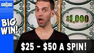 💰 $25-$50 SPINS ✪ Green Machine DELUXE (S. 26 • Ep. 5)