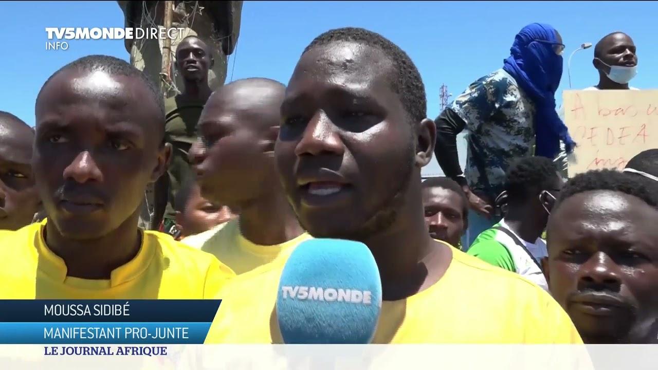 Download Guinée :  la CEDEAO prend des sanctions