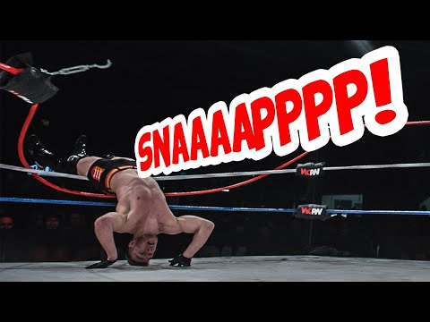 10 Awesome Wrestling Moments That BROKE The Ring