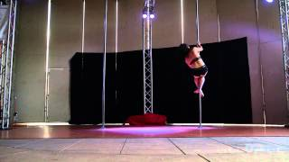 Carolyn H. Guest Performance Epic Pole Dance Competition