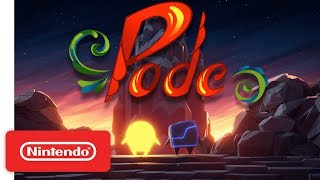 Pode Teaser Trailer - Nintendo Switch