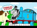 Thomas Comes to Breakfast | CARTOON Remake | Thomas & Friends