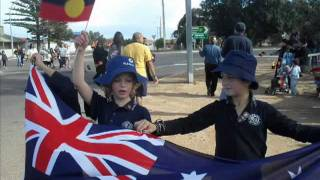 ceduna area school generationone hands across australia schools competition 2011