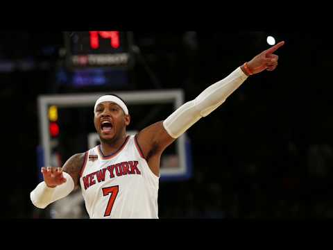 JOSH REESE SHOW: Carmelo Anthony joining the Thunder, not the Rockets