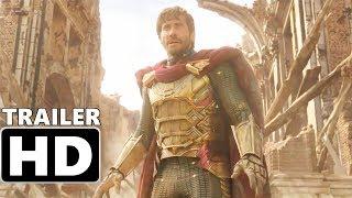 SPIDER-MAN: FAR FROM HOME - International Trailer (2019) Tom Holland, Jake Gyllenhaal Movie