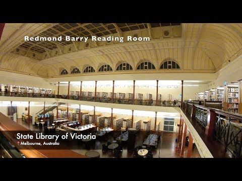 State Library Of Victoria | Australia's Oldest Public Library