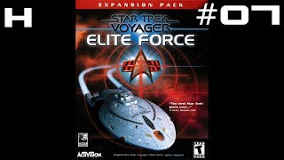 Star Trek Voyager Elite Force Expansion Pack Walkthrough Part 07
