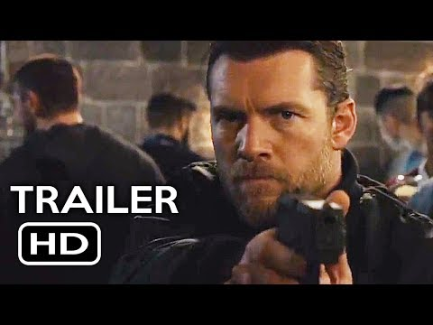 The Hunter's Prayer Official Trailer #1 (2017) Sam Worthington Action Movie HD