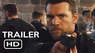 The Hunter's Prayer Official Trailer #1 (2017) Sam Worthington Action Movie HD